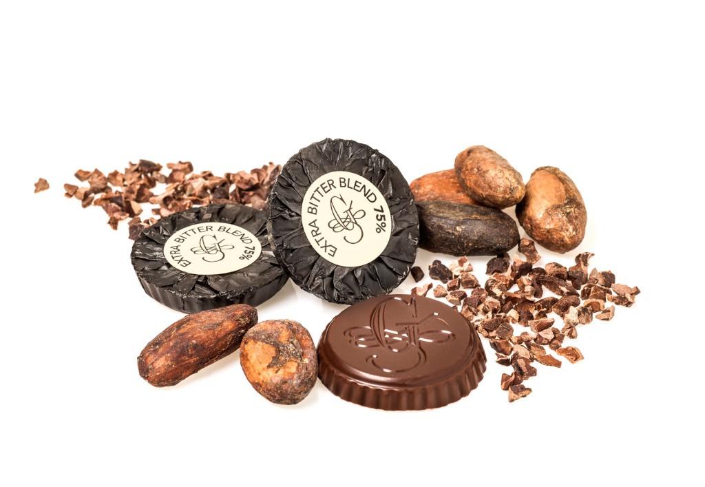 Dark Chocolate Blend 75% Cialdina
