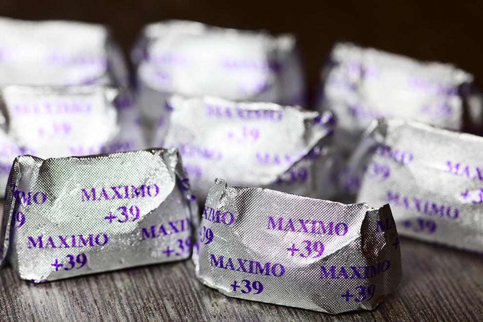 Il miglior cioccolato Gianduja è il Maximo +39