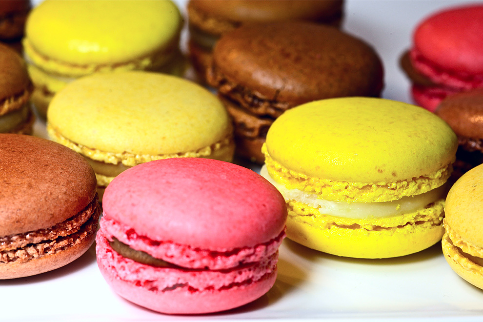 Macarons: collezione n°3