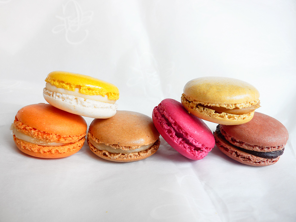 Macarons: collection n°4