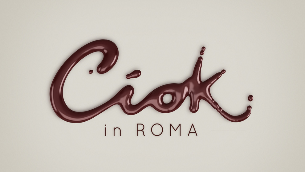 "Guido Gobino partecipates to ""Ciock In Roma"", from The 9th until the 14th February"