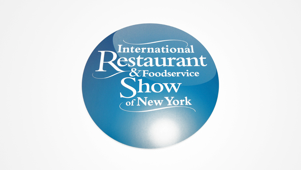 Restaurant & Foodservice of New York, from the 3rd until the 5th March