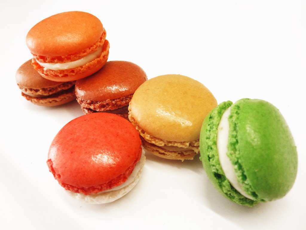 Macarons: collezione n°5