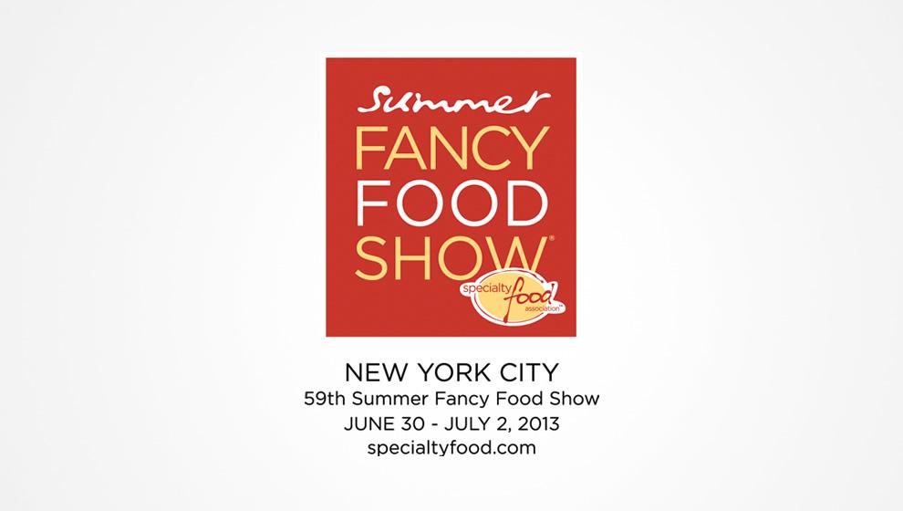 Fancy Food Show 2013