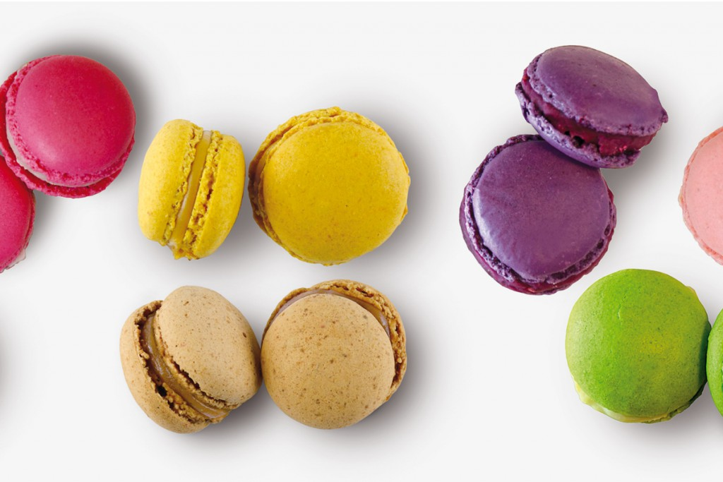 Macarons: collection n°8