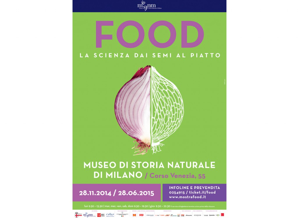 "Guido Gobino sponsors ""Food. science from seeds to the plate."""