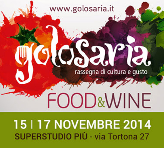 Come to visit us at Golosaria!
