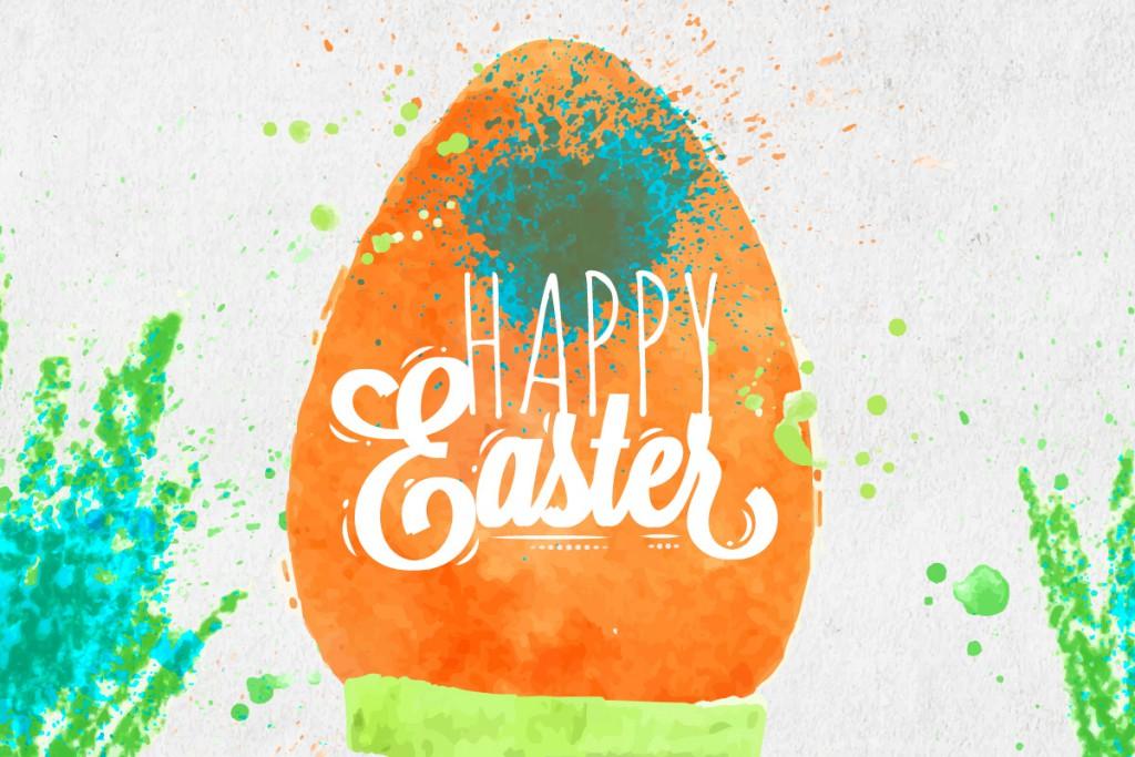 Pronti a festeggiare la Pasqua?