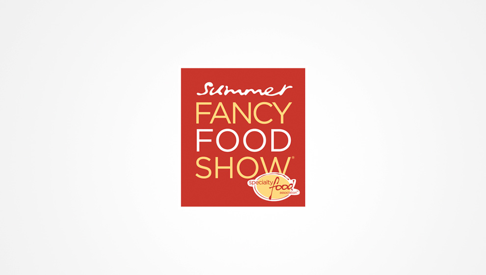 Fancy Food Show New York: here we come!