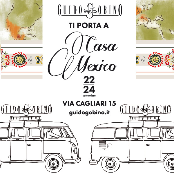 Guido Gobino vi porta a CasaMexico!