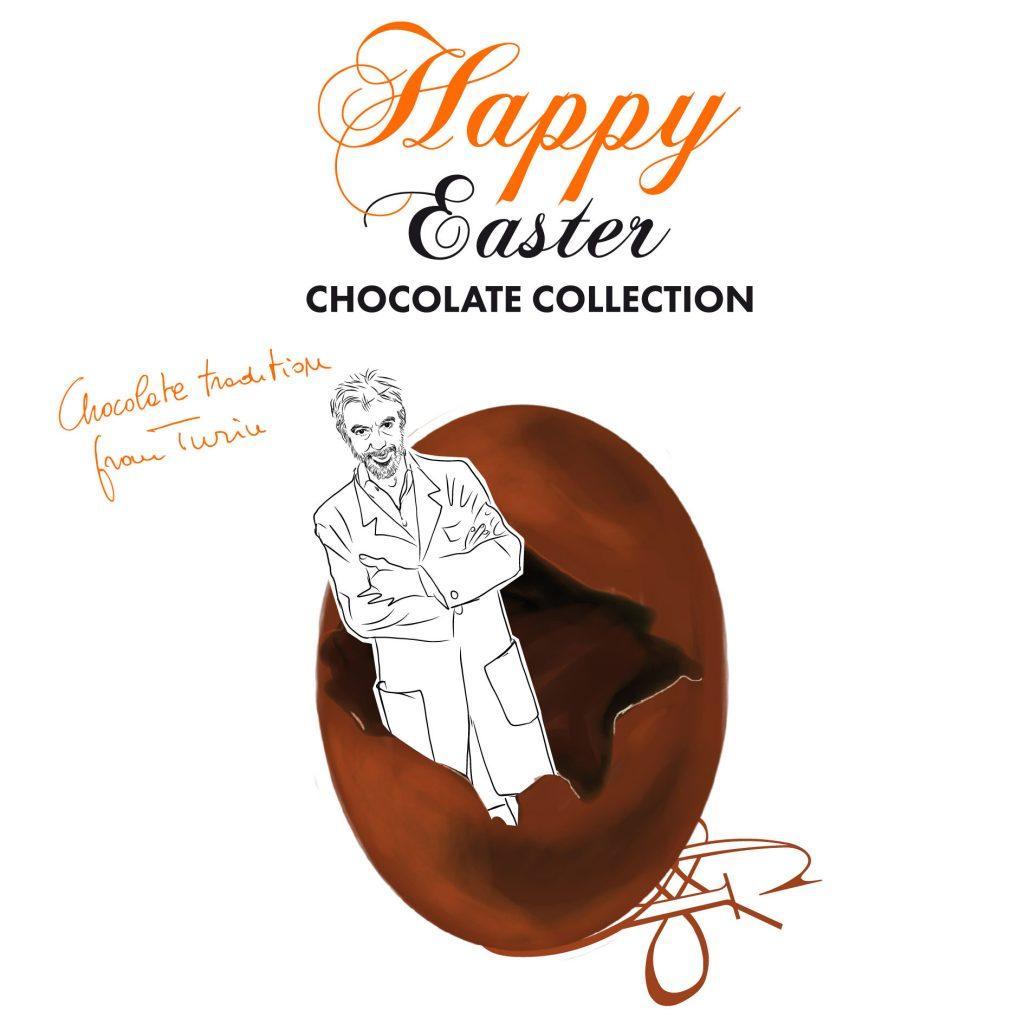 Emergenza cioccolato nei giorni di festa? Nessun problema!