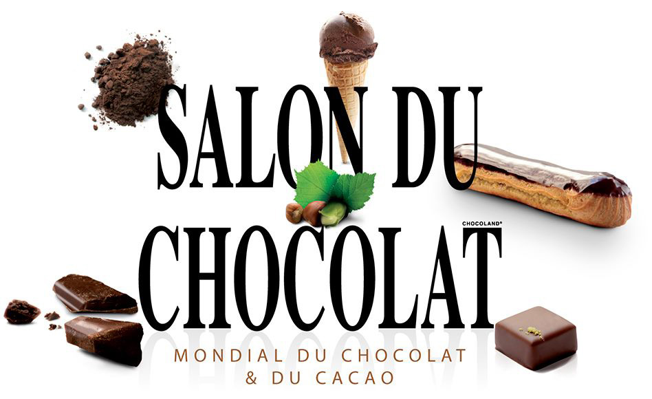 Salon du Chocolat – Paris 2017: here we come!